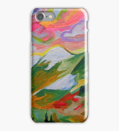 Coquihala Sunrise iPhone Case/Skin