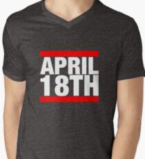 Jim Jefferies April 18th Shirt Men's V-Neck T-Shirt
