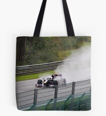 Wet, much? Tote Bag