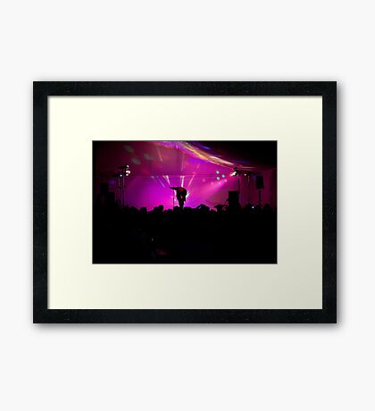 """Thank you! Thank you! Framed Print"