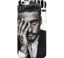 CLAUDIO MARCHISIO - FOOTBAL PLAYER - COVER BIO iPhone Case/Skin