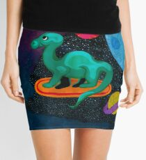 Galactasaurus Mini Skirt