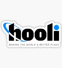 Silicon Valley - Hooli Sticker