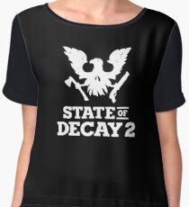 State of Decay 2 Chiffon Top