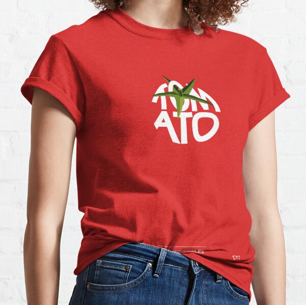 EAT YOUR VEGETABLES TOMATO Classic T-Shirt