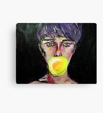 Neon 02 Canvas Print