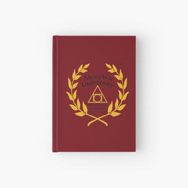 Alexylva University SCP GOI Hardcover Journal
