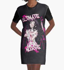 Mikan Tsumiki Graphic T-Shirt Dress