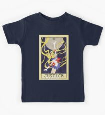 Sailor Moon Tarot Kids Tee
