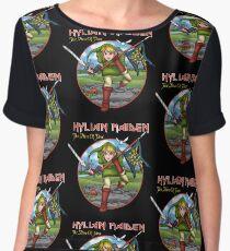 Hylian Maiden Chiffon Top