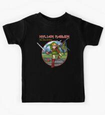 Hylian Maiden Kids Tee