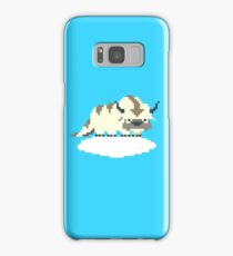 8-bit Appa on a Cloud Samsung Galaxy Case/Skin
