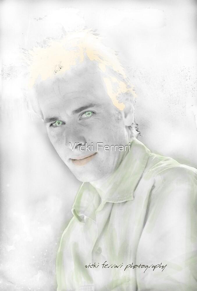 Digital Sketch © Vicki Ferrari by Vicki Ferrari