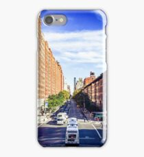 Looking down from The Highline, 2 iPhone Case/Skin