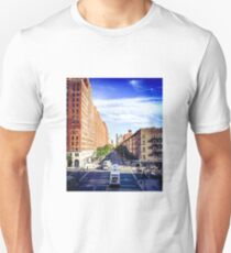 Looking down from The Highline, 2 T-Shirt