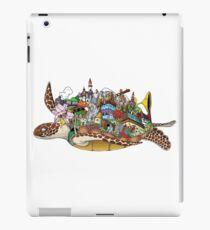 Flying Turtle iPad Case/Skin