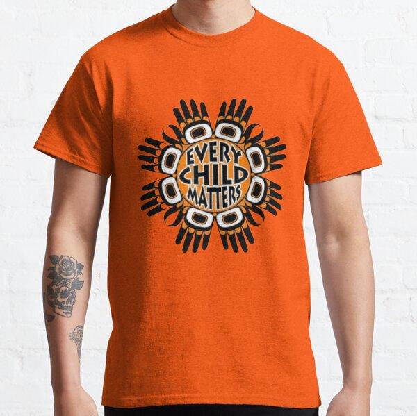 Todos los niños importan, día naranja, todos los niños importan canadá, todos los niños importan canadá Camiseta clásica