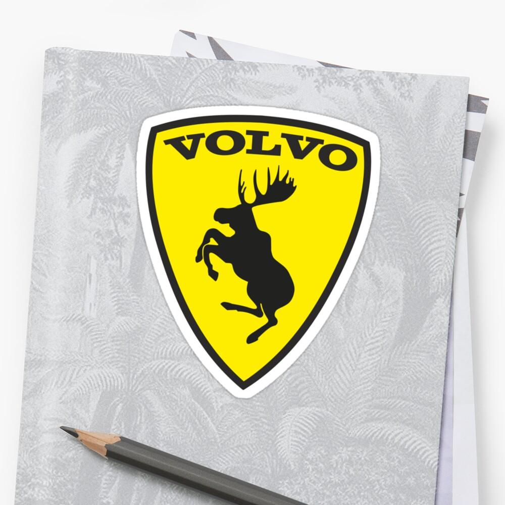 Volvo  by Skilte-Heino