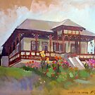 Moldavian House by Filip Mihail