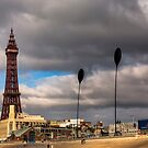Blackpool tower by jasminewang