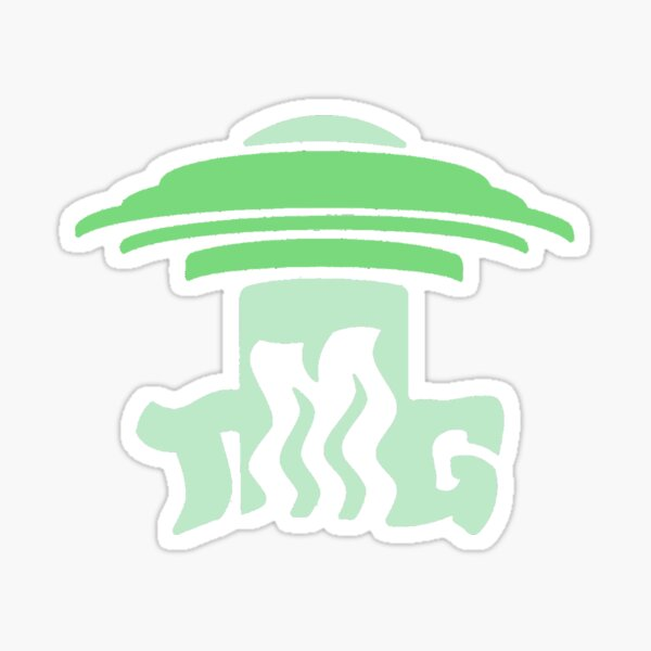 Tiny Meat Gang - TMG Cody Ko and Noel Miller podcast Logo(sticker and more) Sticker