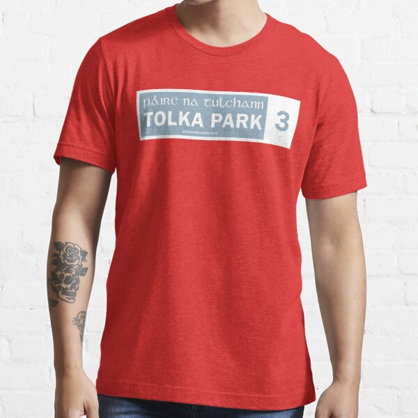 TOLKA PARK - STREET SIGN Essential T-Shirt