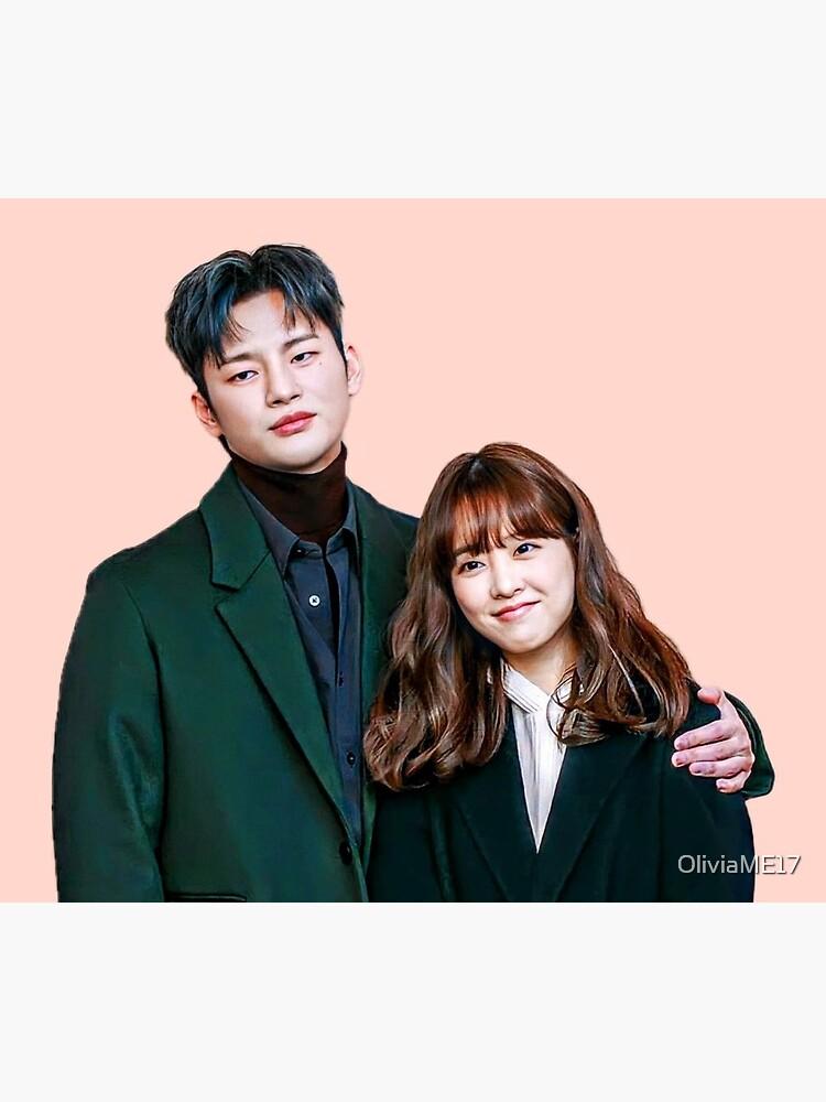 sa ram and dong kyeong by OliviaME17
