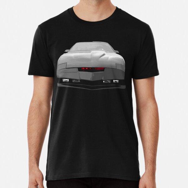 K.I.T.T. Firebird Premium T-Shirt