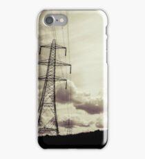 Pylons iPhone Case/Skin