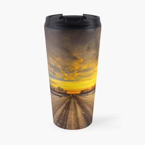 Morning Road Travel Mug