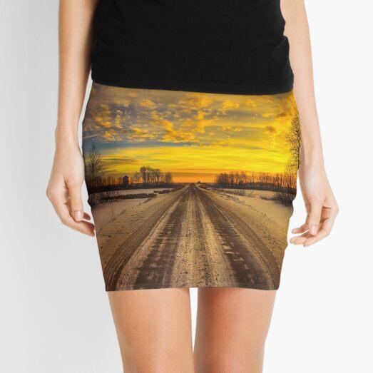 Morning Road Mini Skirt