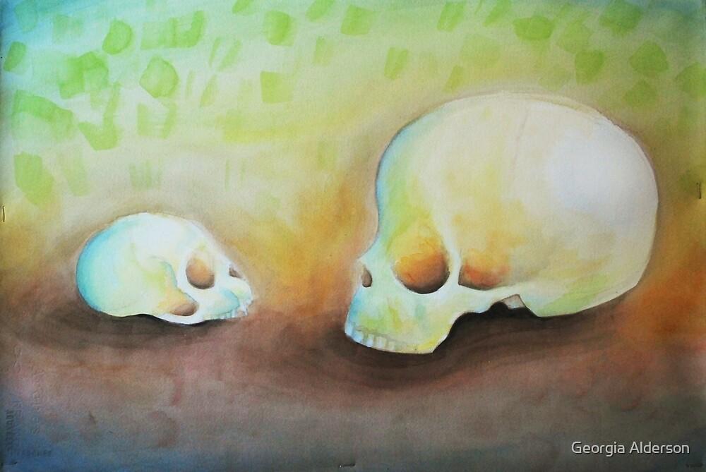 Evolution by Georgia Alderson