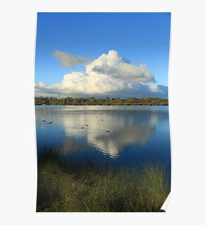 Bibra Lake - Western Australia Poster
