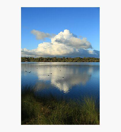Bibra Lake - Western Australia Photographic Print