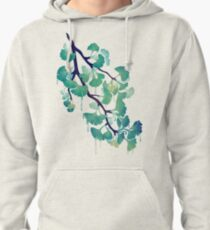 O Ginkgo (in Green) Pullover Hoodie