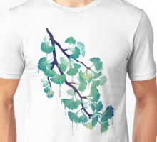 O Ginkgo (in Green) Unisex T-Shirt