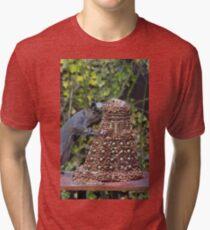 Extermi-Nut! Tri-blend T-Shirt