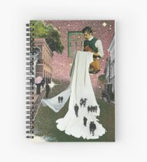 Tailors story Spiral Notebook