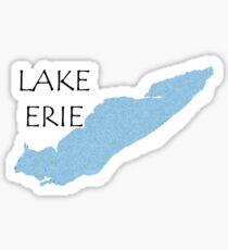 Lake Erie Sticker