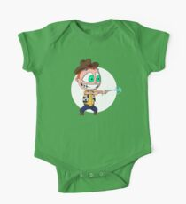 Cowboy of Squirtyness One Piece - Short Sleeve