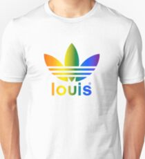 One Direction // Louis x Rainbow Unisex T-Shirt