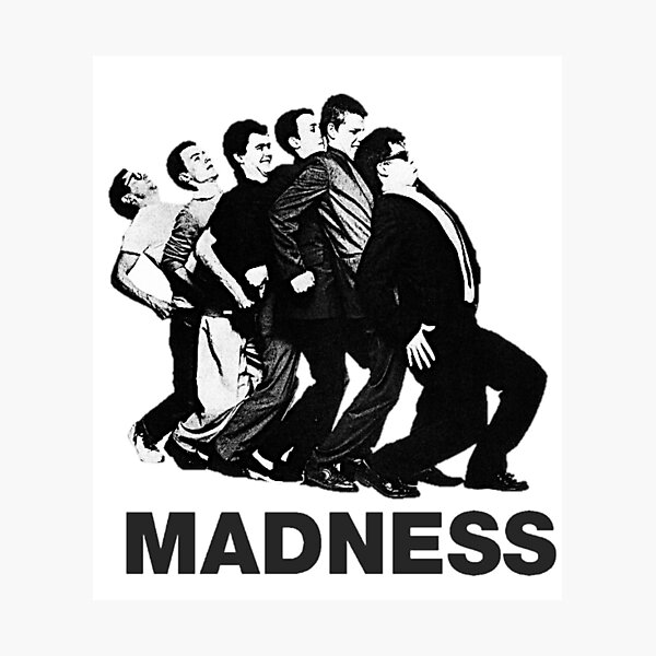 Madness Photographic Print