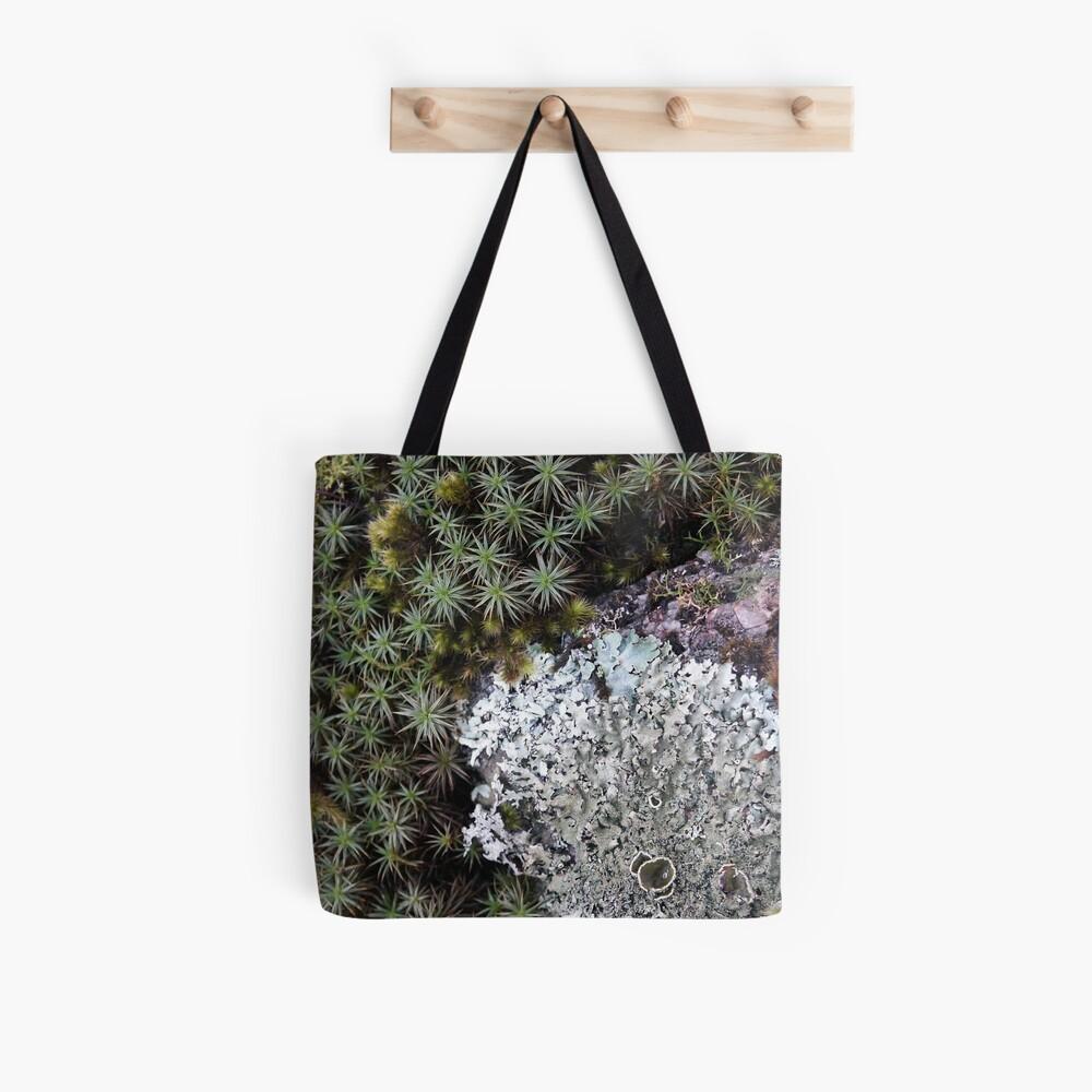 Lichen & Moss Tote Bag