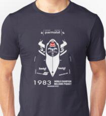 BRABHAM 1983 NELSON PIQUET (2) Unisex T-Shirt