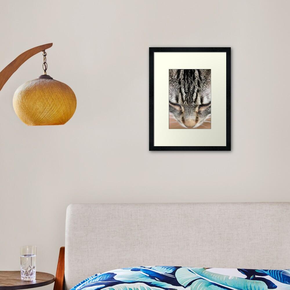 M Framed Art Print