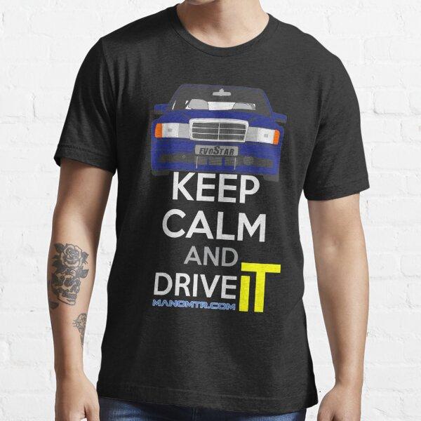 Keep Calm and Drive IT - cod. 190e-25-16v-evo-II Essential T-Shirt