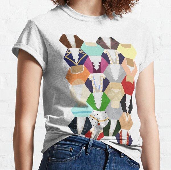 Costume Patchwork | Hamtilton Classic T-Shirt