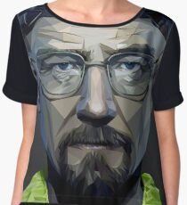Walter White Women's Chiffon Top