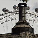 The eye of London by Ianua