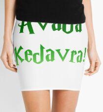 Avada Kedavra! Mini Skirt